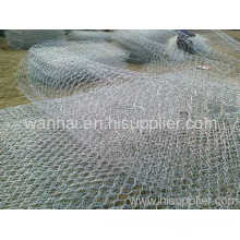 Rectangular Woven Wire Mesh Basket