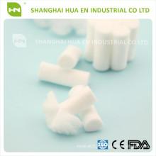 CE, ISO № 2 стоматологический одноразовый ватный тампон