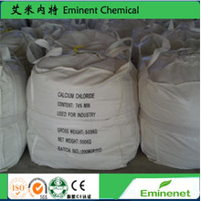 Food Grade Calcium Chloride (CaCl2) with Good Quality