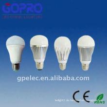 Globale E27 kühle weiße LED-Lampe