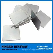 NdFeB Block Magnet N42 F 50X50X25