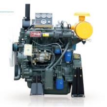barato motor diesel pequeno de 2 cilindros