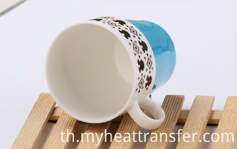 Creative small ceramic mug