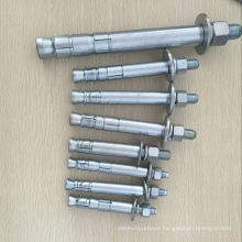 Galvanized Pipe Gallery Mechanical anchor bolt