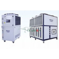 Air cooled chiller use in plastic industrial