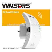 300Mbps mini drahtloser Repeater, DualBand wifi Repeater, stützen 2.4GHz WLAN Netzwerke, CER, FCC