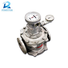 ultrasonic flow meter and roots flowmeter