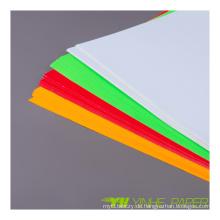 Hochglänzendes selbstklebendes Papier für Label-Aufkleber