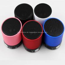 Werbe-Zylinder Form Bluetooth-Lautsprecher