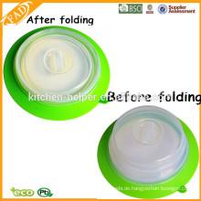 Neuer Produkt-Qualitäts-Großverkauf-Fabrik-direkter Preis-Nahrungsmittelgrad-Saug-Silikon-Platten-Deckel-Deckel