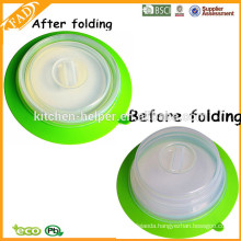 New Product High Quality Wholesale Factory Direct Price Food Grade Suction Silicone Plate Topper Lid