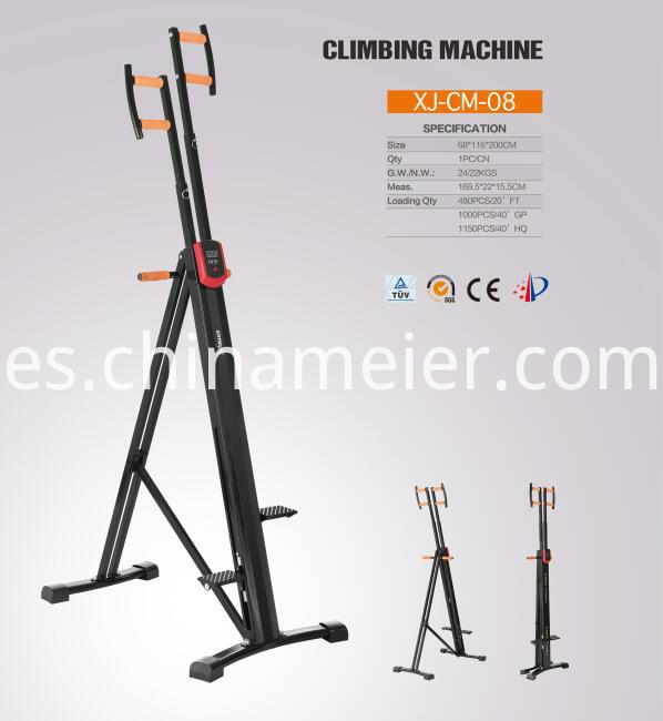 New Design Fitness Climbing Machine