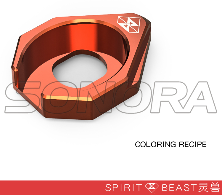SPIRIT BEAST steering light base (7)