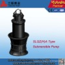 Slqz (H) a Type Axial (Fixed) Flow Submersible Pump