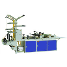 Hot Sealing & Hot Cutting Bag Making Machine Bag Umformmaschine