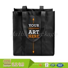 Professionelle Hersteller Ausgezeichnete Qualität Stilvolle Kundenspezifische Plain Tote Non Woven Taschen