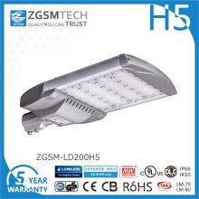 Réverbère de 200W LED avec des puces de Philips avec le prix bon marché