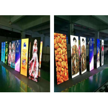 High Quality for Led Iposter WiFi USB 4G function support poster LED display supply to Italy Factories