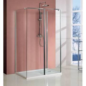 Frameless Elegant Walk -in Shower Door