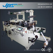 Adhesive Sticker Die-Cutter with Hot Stamping+Sheeting Function