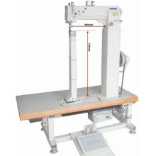Super High Post bed Triple Feed Lockstitch Machine para maletas de equipaje