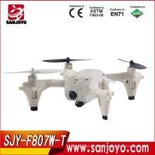 2015 ventas calientes drone rc ufo volando quadcopter transporte en tiempo real vs hubsan H107D