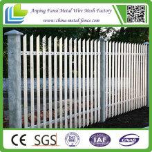 Made in China Direct Factory Palisade Zaun zum Verkauf