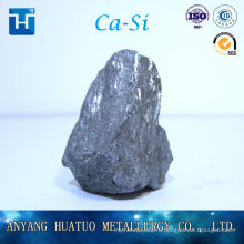 Good Calcium Silicon Alloy/ pure silicon calcium as Inoculant