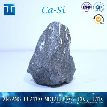 Good Calcium Silicon Alloy/ pure silicon calcium as Inoculant
