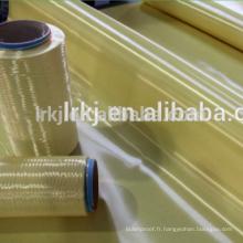 Usine fournisseur Preuve de balle para Kevlar aramid UD tissu tissu balistique à vendre