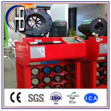 Máquina de friso da mangueira hidráulica dos preços