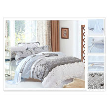 40*40s 133*72 reactive printing Purebest tencel 2013 newest bedding set