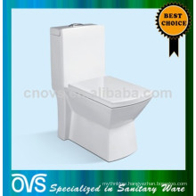 Ovs Made In China Best Quality China Bathroom Toilet Bowl Pedestal Pan