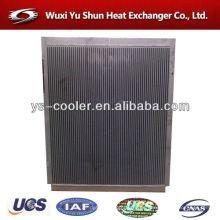 Radiador de aceite hidráulico para compresor