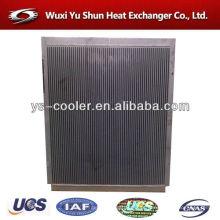 Radiador de óleo hidráulico para compressor