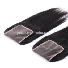 straight peruvian virgin hair full cuticle peruvian hair, cheap human hair lace closure