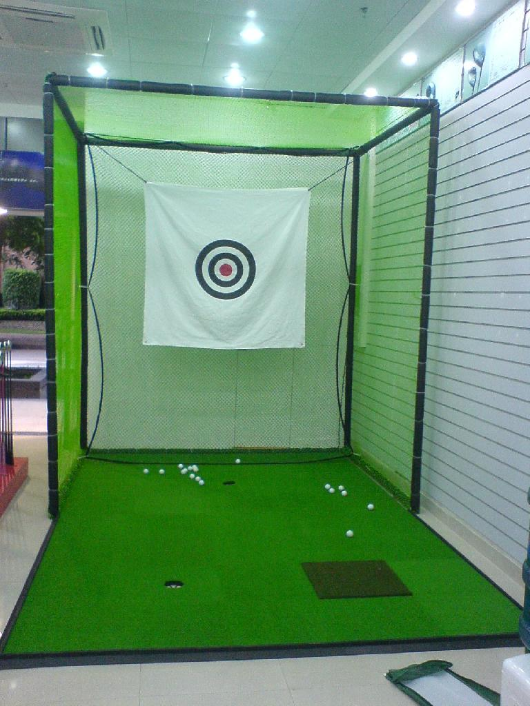 Nylon HDPE Golf practice net and cage