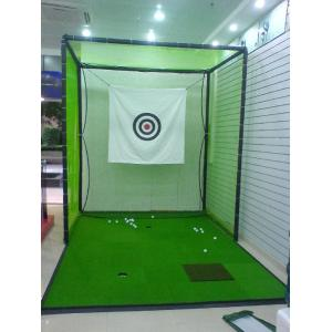 Golf practice net indoor practice net