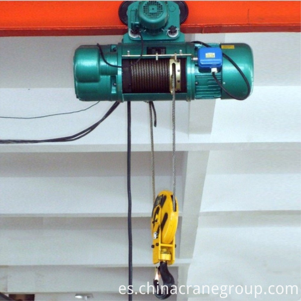 3ton electric hoist