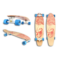 Canadian Maple Longboard (LCB-89)