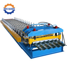 Color Coated Steel Botou Zinc Roof Machine
