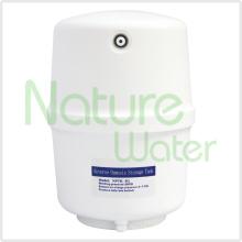 Tanque de água do RO do plástico de 3 galões