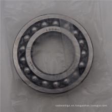 Rodamiento de bolitas autoalineador de la máquina de impresión NSK 1208 K 40 * 80 * 18mm
