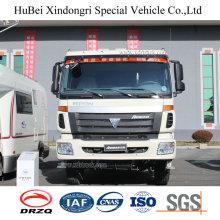 6cbm Foton Euro 4 8X4 Concrete Mixer Transport Truck