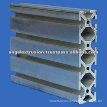 Extrusão de Alumínio para Perfil Industrial