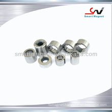 Oem sintered small circular alnico magnets rare earth magnets