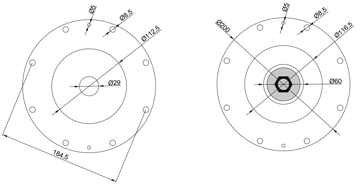 K10203 Buna RCA102 Diaphragm Repair Kit