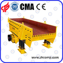 China Electromagnetic Motor Vibrating Feeder with Rational Price