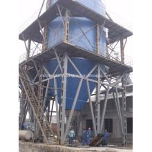 Secador por pulverização centrífuga de alta velocidade para xarope de malte