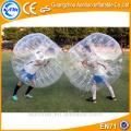 1.5m-1.7m tamaño para adultos balompié inflable del balompié al aire libre del balompié